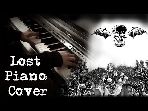 Avenged Sevenfold  Lost  Piano