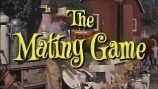 The Mating Game title song (1959)