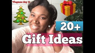 Christmas Gift Ideas 2018 \ Holiday Gift Guide| Vlogmas 11