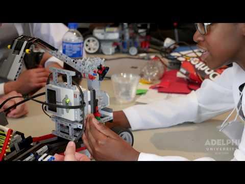 Robotics Competitions | Adelphi University