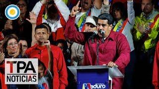 Maduro fue reelecto presidente de Venezuela | #TPA Noticias