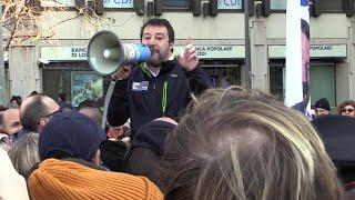 Mes, Borghi al gazebo con Salvini: