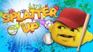 SPLATTER Up with Grandpa Lemon!