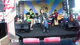 """Jolly Roger Acoustic Cover & Comedy At Aesthete """"Indie Clothing Day..."""