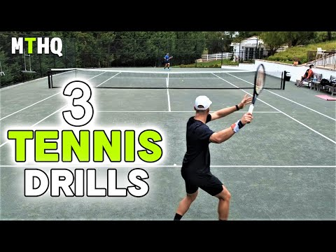 Clay Court Practice With TOP 100 ATP Marcos Giron - Try These Drills On Your Next Practice