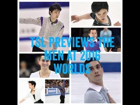 TSL and Phil Hersh Preview the Men's Event at the 2016 World Championships
