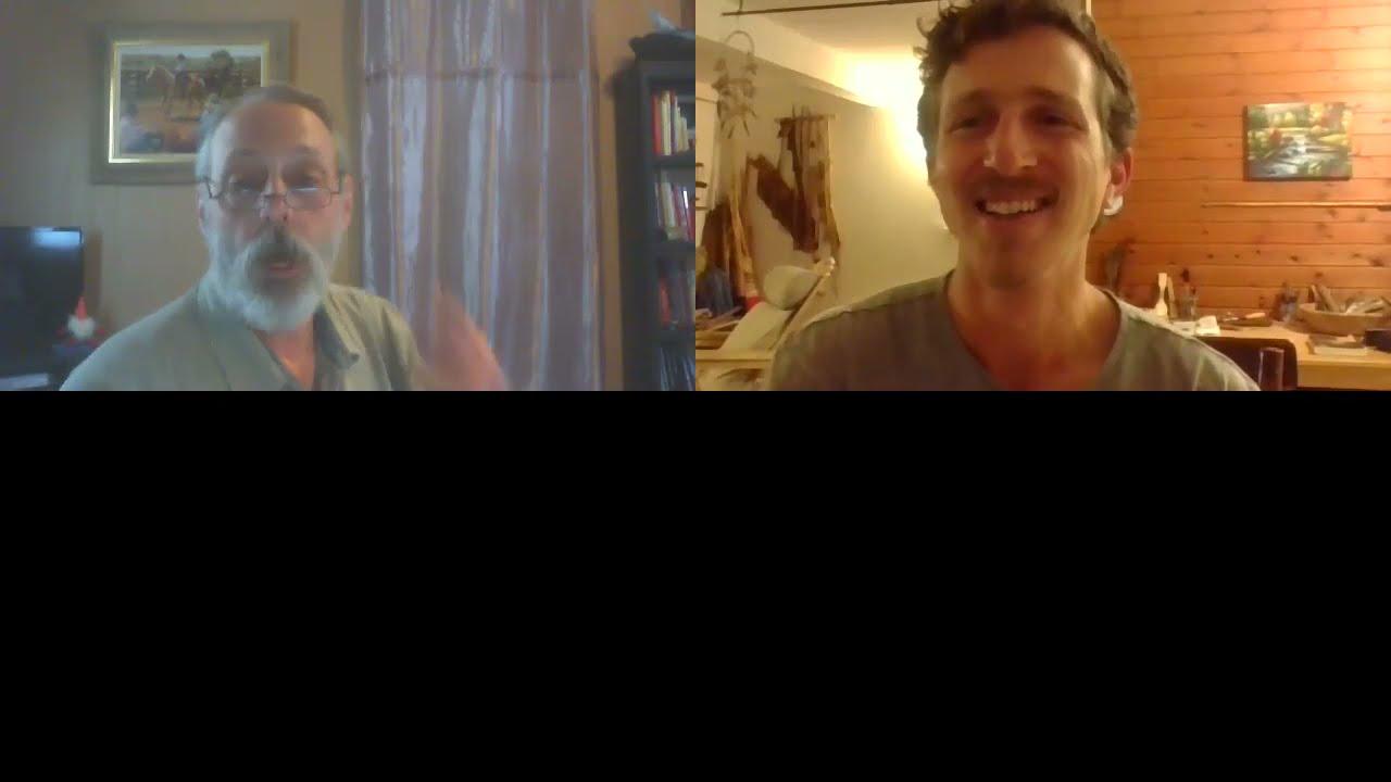 שיחה בנושא קשתות קדומה עם אחת ההשראות שלי בתחום, מארק סוונסון