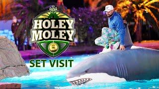 Holey Moley Season 2 - Behind The Scenes | ABC's Summer Fun & Games