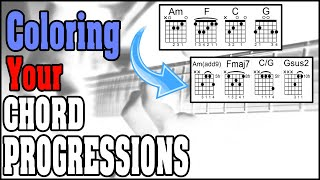 How to quotEnhancequot Simple Chord Progressions