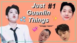 JUST LAI GUAN LIN (라이관린) THINGS #1 {PRODUCE 101 SEASON 2/ WANNA ONE}