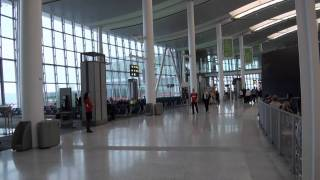 YYZ Terminal 1 - Lounges (Toronto Pearson Intl. Airport) in HD