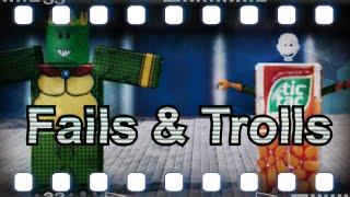 Compilation de Fails et Trolls - ROBLOX #11