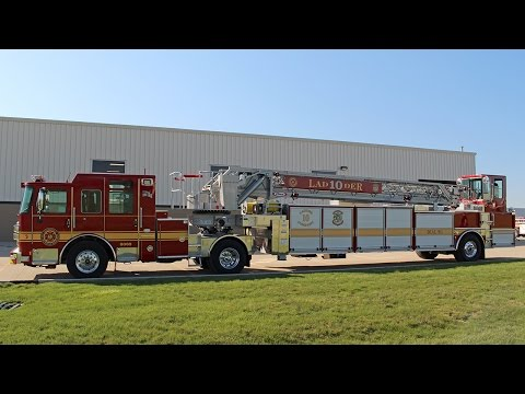 Jacksonville Fire & Rescue, Enforcer™ 100' Heavy Duty Tiller