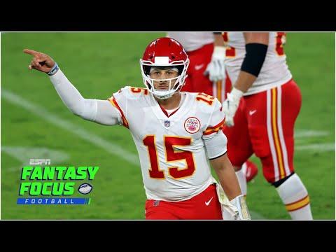Chiefs-Ravens MNF Recap | Fantasy Focus Live