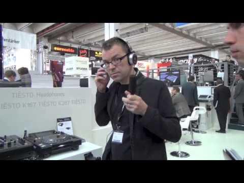 First Look At AKG Tiesto Headphone Range