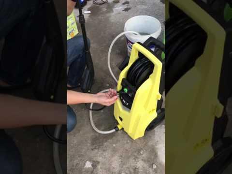Hướng Dẫn Sử Dụng Máy Rửa Xe VJET Vj12o