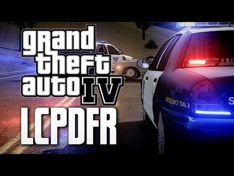 I AM THE LAW - Grand Theft Auto 4: LCPD First Response