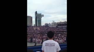 齋藤飛鳥はオレの嫁コール対決 in明治神宮球場2017