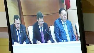 Равиль Зарипов рассказал о новых договорах промышленного сотрудничества с Казахстаном
