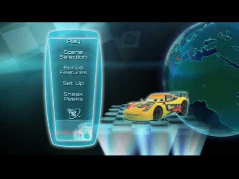Cars 2 Dvd Menu Youtube