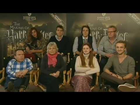 Warner Bros. Studio Tour London - The Making of Harry Potter - Live web cast
