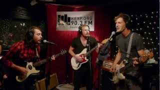 Unnatural Helpers - Medication (Live on KEXP)