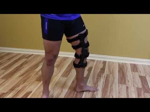 Best Knee Brace Gladiator ACL Max