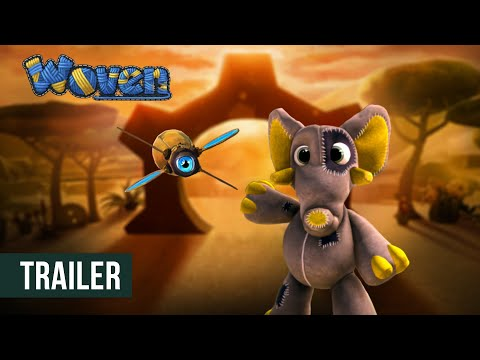 Woven the Game   Official Gameplay Trailer 2019