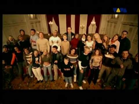 TV AllStars - Do They Know It's Christmas (2003)
