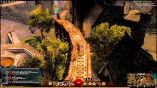 Panorama Le Promotoire divin (Panoramic Divinity's Reach) Guild Wars 2