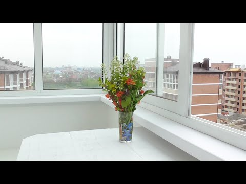 Неделя отпуска меняет балкон