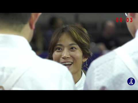 World Barista Championship 2019 (Champion) - Joo Yeon - Korea