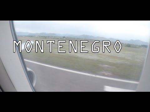 MONTENEGRO 2017   TRAVEL VLOG GoPro 4K