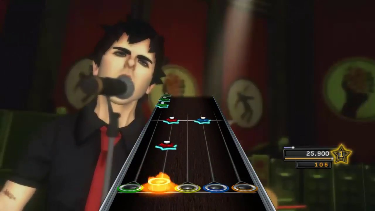 Green Day - Insomniac] Video Background for Clone Hero - YouTube