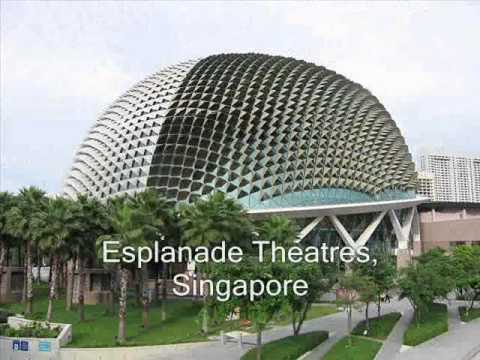 Top Architecture Buildings In The World travel&tour:top 100 (1-20) most creative, strange architecture