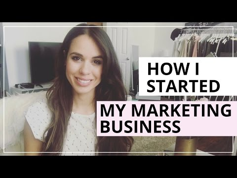 How I Started My Social Media Marketing Business + 3 Tips To