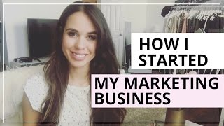 How I Started My Social Media Marketing Business + 3 Tips To Get More Clients