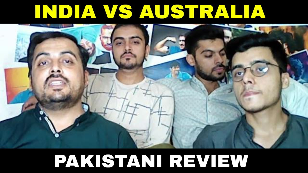 INDIA vs AUSTRALIA | Pakistani Post Match Review