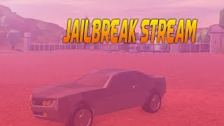 ROBLOX JAILBREAK GRIND| NEW UPDATES | ROBUX GIVEAWAY