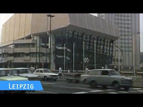 Leipzig gestern und heute - Bilder deutscher Städte (1983)