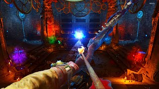 BLACK OPS 3 ZOMBIES FINAL EASTER EGG WITH RANDOMS BEFORE DLC 3