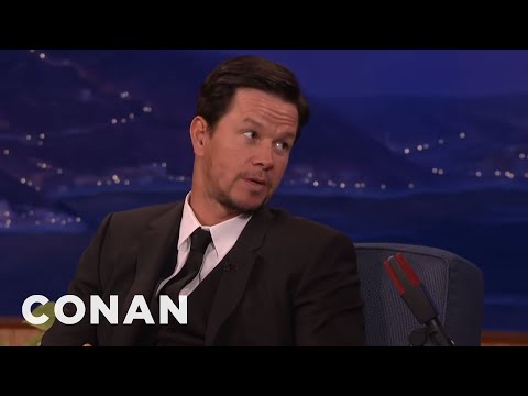 Mark Wahlberg Can Golf 18 Holes In An Hour  - CONAN on TBS