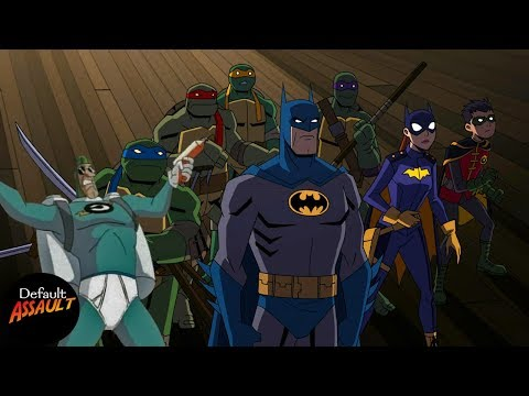 BATMAN vs. TEENAGE MUTANT NINJA TURTLES Movie Coming Soon?