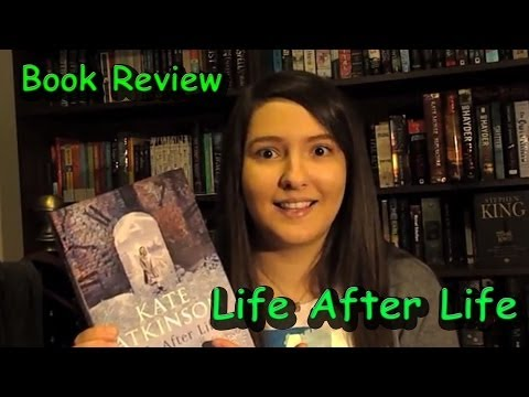 Life After Life by Kate Atkinson Book