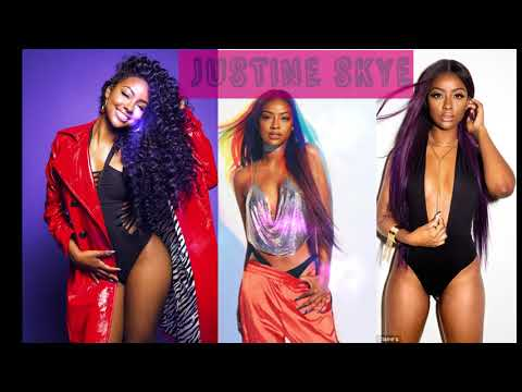 Justine Skye's new song - Don't Think About It.