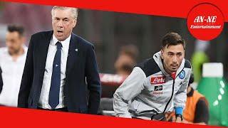 """Napoli, Davide Ancelotti: """"Risultato importantissimo"""