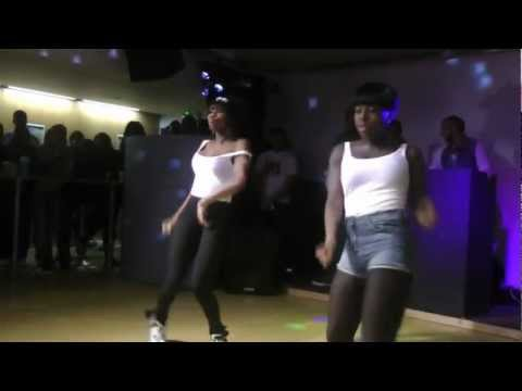 Performing @ #Domination at the University of Bedfordshire (Luton):: #WedefineEnt