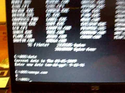 Omega.com DOS Virus