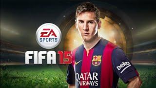 FIFA 15 - Barcelona Vs Manchester City | FIFA 15 PS3 Gameplay HD