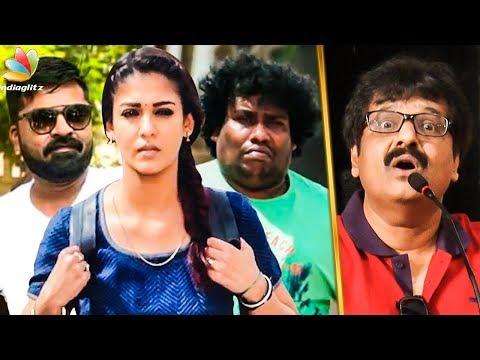 அன்னைக்கு Simbu இன்னைக்கு Yogi Babu : Vivek Funny Speech    Ezhumin Trailer Launch